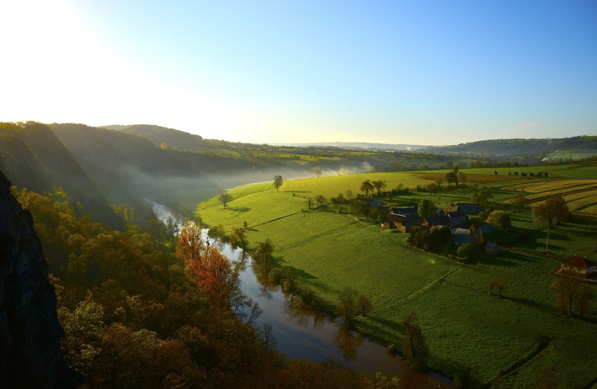 Nature en Suisse Normande
