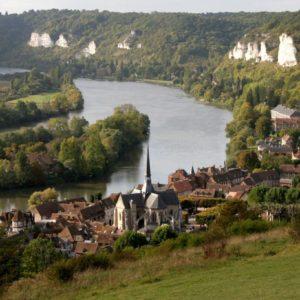Eure et Seine-Maritime médiévales